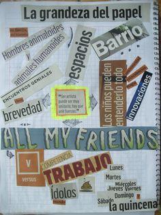44 best inspiracin images on pinterest corporate identity brand palabras en una de mis bitacoras fandeluxe Gallery