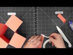 Artfully Sent Cricut Cartridge | Card in a Box Tutorial - YouTube