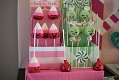 Candy/Sweets/Dessert Birthday Party Ideas | Photo 5 of 51 | Catch My Party