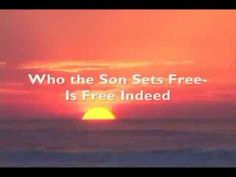 I  AM  FREE  -  NEWSBOYS   Video with the words to follow ♫