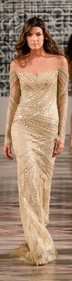TOUFIC HATAB fall 2015 couture