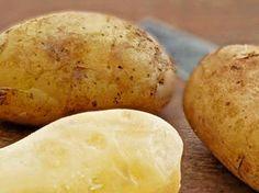 Super Trick: So pellst du Kartoffeln richtig schnell!