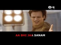 Aa Bhi Ja Sanam with Lyrics - Movie Prince - Atif Aslam - http://best-videos.in/2012/11/12/aa-bhi-ja-sanam-with-lyrics-movie-prince-atif-aslam/