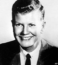 Billy Tipton  (Dec. 29, 1914 – Jan. 21, 1989)  Born Dorothy Lucille Tipton, this jazz musician is also notable for the discovery, after his death, that he was born biologically female.