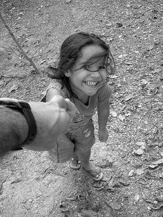 Notre enfant intérieur est toujours là. IL est plein de maturité, de sagesse, de rire et d'amour.