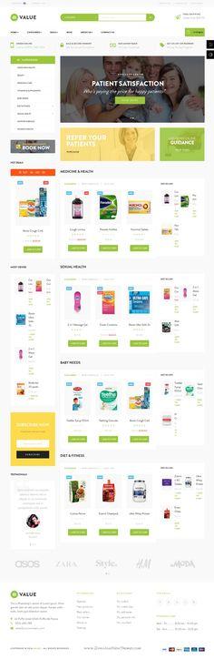 Leo Value Responsive #Prestashop Theme is a wonderful multipurpose eCommerce…