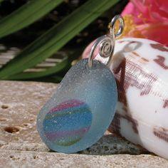An incredible piece of English sea glass
