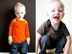 Free Sewing Patterns to sew for boys.