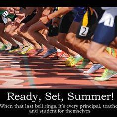Who is ready for summer break?!