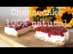 cómo hacer un cheesecake saludable #98 /how to make a healthy cheesecake - YouTube