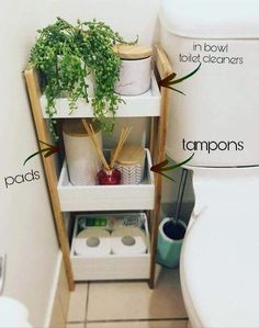 Idea of bathroom organization for your first apartment in college - . - Bathroom organization idea for your first college apartment – … - Diy Bathroom Storage, Toilet, Space Saving Bathroom, Large Living Room Furniture, First College Apartment, Apartment Bathroom, Bathroom Decor, Apartment Decor, Traditional Living Room