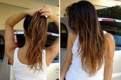 Resultado de imagem para morenas com cabelo californiana