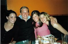 theduchesscambridge:  with her other male flatmate Fergus Boyd Kate Middleton 1982 - 2006