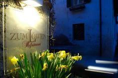 Restaurant Ristorante Zum Löwen Tisens Prissian Südtirol Italien: Benvenuti