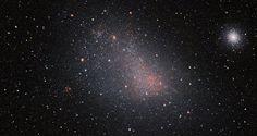 VISTA Peeks Through the Small Magellanic Cloud's Dusty Veil — #Astronomy