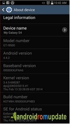 Root Sprint Galaxy Note 2 L900 4 4 2 KitKat - L900VPUCNE2