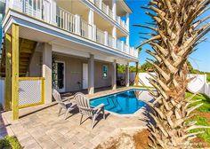 Sea Salt, Luxury Beach Front, 5 Bedrooms, Private Pool, Sleeps 12 - Vacation Rental Pros