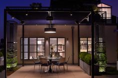 West End Avenue Roof Terraces - Projects - Sawyer | Berson