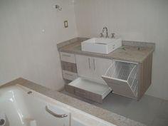 Gabinete Para Banheiro: Gabinetes para banheiro planejados Mais