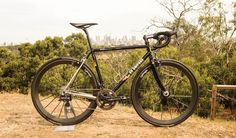 In today's edition of Bikes of the Bunch we feature Lew Targett's steel-framed Cinelli XCr, with photos from Mal Jones. I got interested in steel bikes after deciding to go to Italy last year to do L'Eroica. As you might know, you need the following if you want to take part in the ride: a …