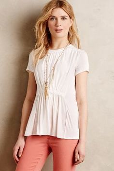 Bailey 44 Kerama Blouse #anthrofave