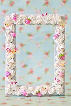 Decoden photo frame ♥