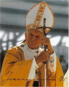 POPE JOÃO PAULO II