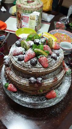 Naked cake...
