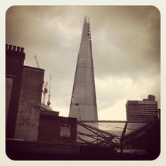 Inspiration from London