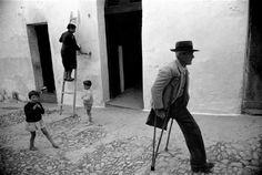 Mil matices de gris: Fotógrafos - Ramón Masats