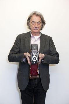 Ph Martin Parr, designer Paul Smith