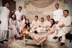 Simple and Lovely and White 'Nikkah Shadi Ceremony'