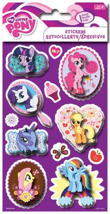 My Little Pony Stickers - Trends International