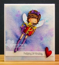 Delphine's place: Willow the Birthday Fairy
