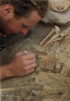 Archaeological Dig ~ i always wanted to go on a dig.