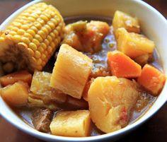 Puerto Rican Beef Stew (Sancocho)