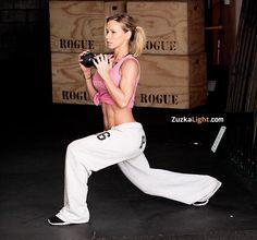 ZWOW #56 - 8 minute AMRAP Power Cardio Workout | Zuzka Light
