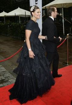 Royal Family Around the World: Swedish Royal Family attends the Dinner in aid of the World Childhood Foundation, Berns, Stockholm, 2014-09-08