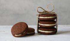 Домашнее печенье Орео — HomeBaked