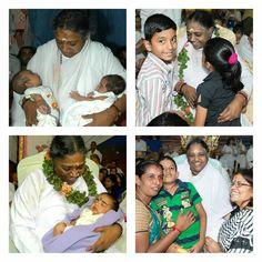 Zo mooi: 10 jaar na de tsunani hebben de baby's weer een ontmoeting met Amma