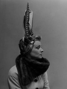 1949 - a really phenomenal hat