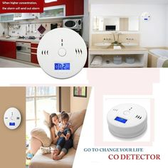 Carbon Monoxide Detector Co2 Alarm Gas Detection Battery Home Family Air Safety #carbon #monoxide #CO2 #CO2Detector #Detect #Gasdetection #home #homeimprovement #security #SafetyFirst #safety #Smokedetector #alarm #HomeDepot #lowes #eBay #OnlineShopping #OnlineSales #Discounts #Greatproducts #bestproduct #shopping #Discountsales #gifts #reseller #resale #workfromhome #ecommerce #thrifted #thrifting #ebaystore #ebaylife #ebayfinds #thriftstorefinds #ebayseller #coolitems #onlinestore…
