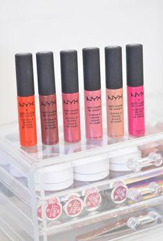 nyx soft matte lip creams review