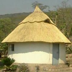 Thatching in Zimbabwe , Thatching companies in Zimbabwe, Zimbabwean Thatching, Thatching in Harare Thatched House, Thatched Roof, Dream House Plans, Small House Plans, Tiny House Cabin, My House, Savanna Tree, African Hut, African Interior Design