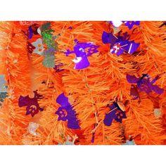 Silver and Purple Bats - 15ft. Orange Halloween G ($8.99)