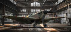 Supermarine Spitfire by rOEN911