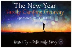 #enter to #win this huge prize pack in The New Year Family Camping Giveaway! #Ohuhu