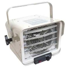 6000W Portable Electric Commercial Industrial Shop Garage Hardwire Fan Heater