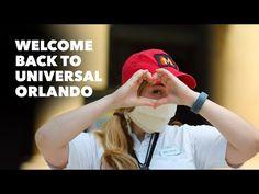 Bye Bye Birdees Travel Blog: Universal Orlando Reopens Universal Orlando, Universal Studios, Volcano Bay, Orlando Resorts, Travel Party, Family Memories, Beach Resorts, Moving Forward, Walt Disney World