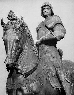 Bartolomeo Colleoni (1395-1475) - Andrea del Verrocchio - Campo San Giovanni e Paolo, Venezia
